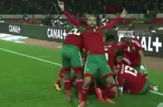 Les buts du Maroc face à la Guinée (CHAN 2018)