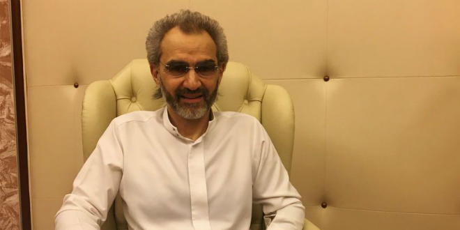 Le milliardaire saoudien Al-Walid ben Talal libéré