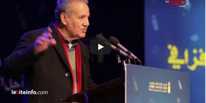 Le père Zefzafi se lâche chez Nabila Mounib (VIDEO)
