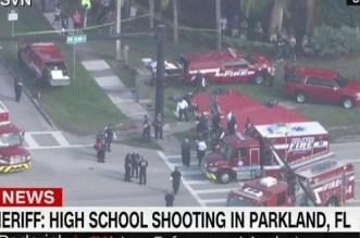 Fusillade dans un lycée en Floride (VIDEO)