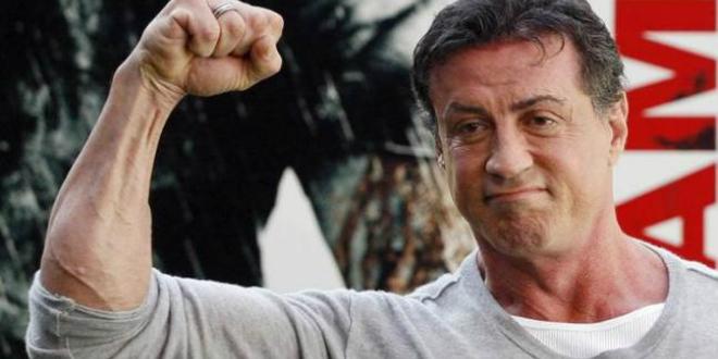 Sylvester Stallone :