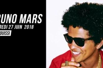 Bruno Mars à Mawazine, une première en Afrique