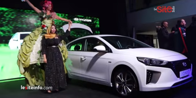 Showroom: découvrez la nouvelle Hyundai IONIQ HYBRIDE (VIDEO)