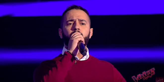 The Voice: le Marocain Issam Sarhane a encore épaté le jury (VIDEO)