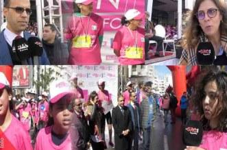 Un marathon pour les étudiantes à Casablanca (VIDEO)