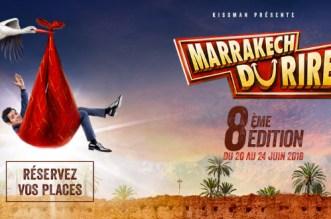 Marrakech du Rire 2018: ce qu'il faut savoir pour y assister