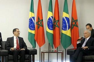 Brasilia: ce qu'a dit El Othmani au président du Brésil
