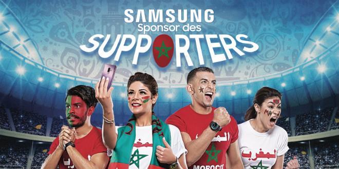 Mondial 2018: les supporters marocains ont leur sponsor