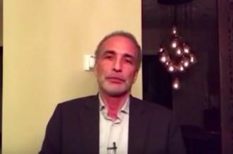 Affaire Tariq Ramadan: une vidéo de l'islamologue fait surface (VIDEO)