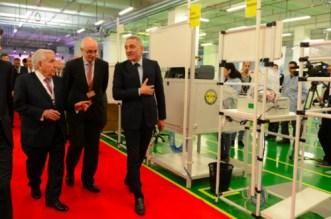 L'espagnol Ficosa ouvre son usine à Salé pour 50 millions d'euros