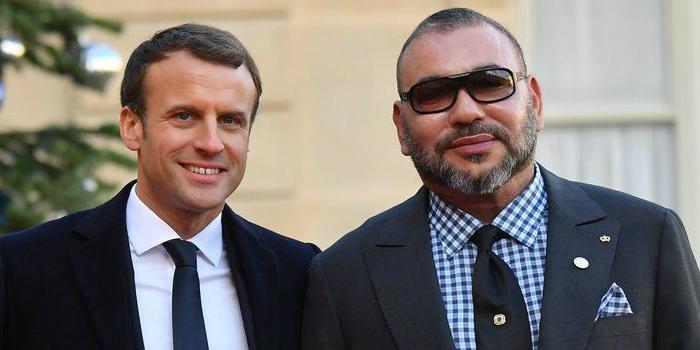 Crash d'avion en Algérie: les condoléances du Roi, Mohammed VI