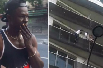 Qui est le « Spiderman » qui a sauvé un enfant à Paris? (VIDEO)