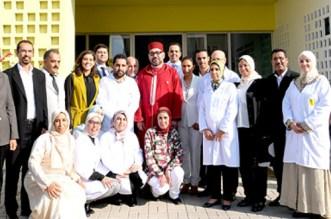 Le projet inauguré par le roi ce dimanche dans la région de Casablanca