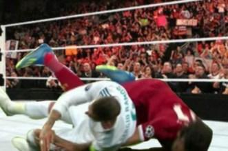 La blessure de Mohamed Salah fait réagir Twitter (Real-Liverpool)