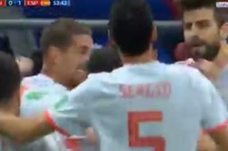 L'Espagne a eu chaud contre l'Iran (VIDEO)