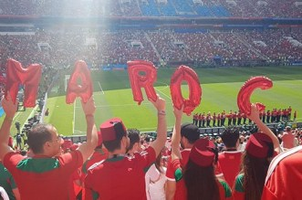 En colère, les supporters marocains porteront-ils un brassard noir lors de Maroc-Espagne?