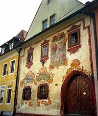 Bardejov facade
