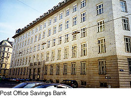 Post Office Bank Building