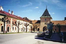 Levoca Gate