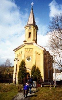 Torysky church