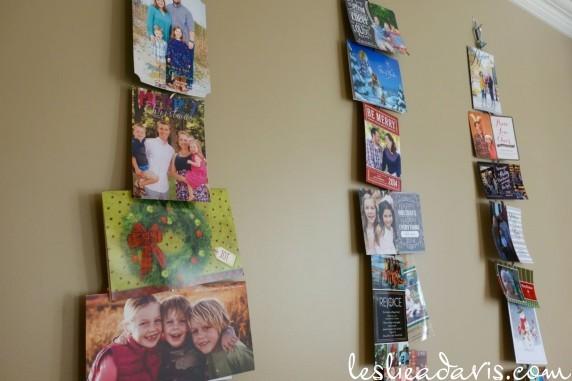 Christmas Card Display2