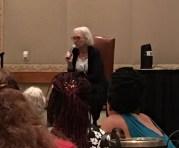 Photo of J.A. Jane's Keynote Address