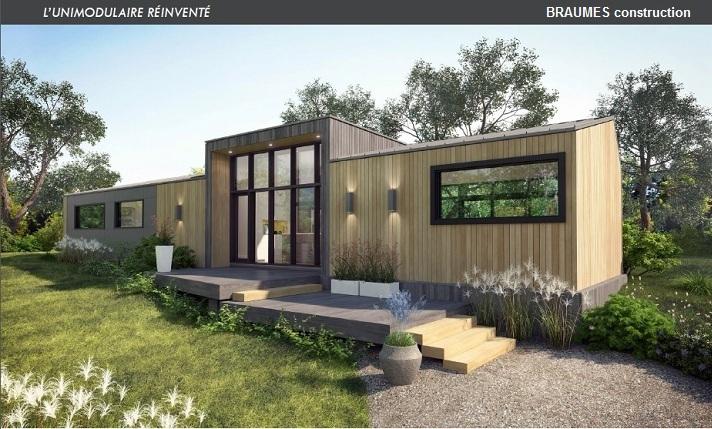 maison modulaire bois prix latest maison bois maison en bois tarif maison bois with maison. Black Bedroom Furniture Sets. Home Design Ideas