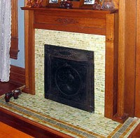 Victorian Tiles For Fireplaces | Tile Design Ideas