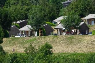 Location des Chalets du Lac des Rives du Lac du Laouzas pour vos vacances dans le Tarn, Midi-Pyrénéesv