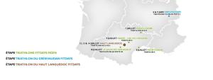 les triathlons du Haut-Languedoc