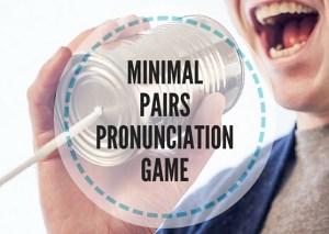 MINIMAL-PAIRS-PRONUNCIATION-GAME