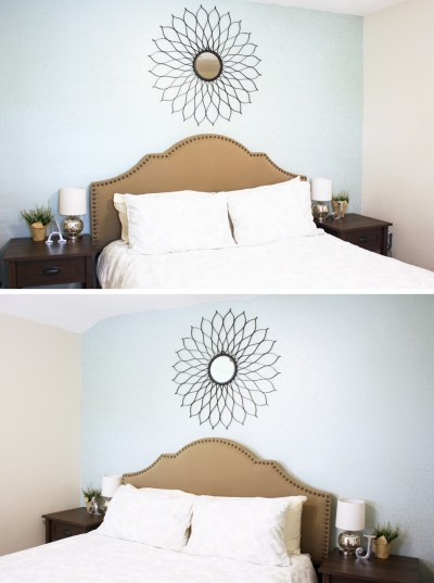 Tips for Hanging Peel and Stick Wallpaper… – Less Than Average Height