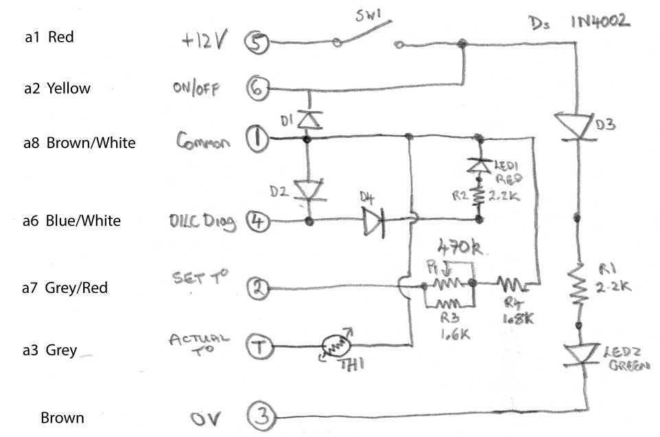Airtronics Wiring Diagram car block wiring diagram
