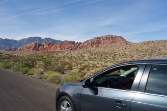 road trip red rock canyon las vegas