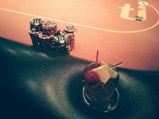 mai tai poker room