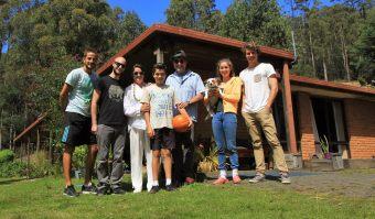 famille helpx tasmanie