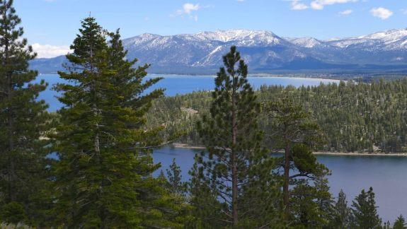point de vue lac tahoe