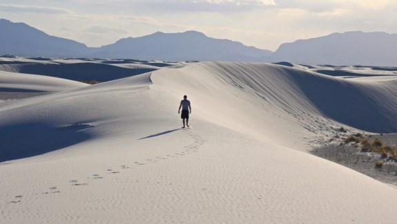 dunes white sands national monument