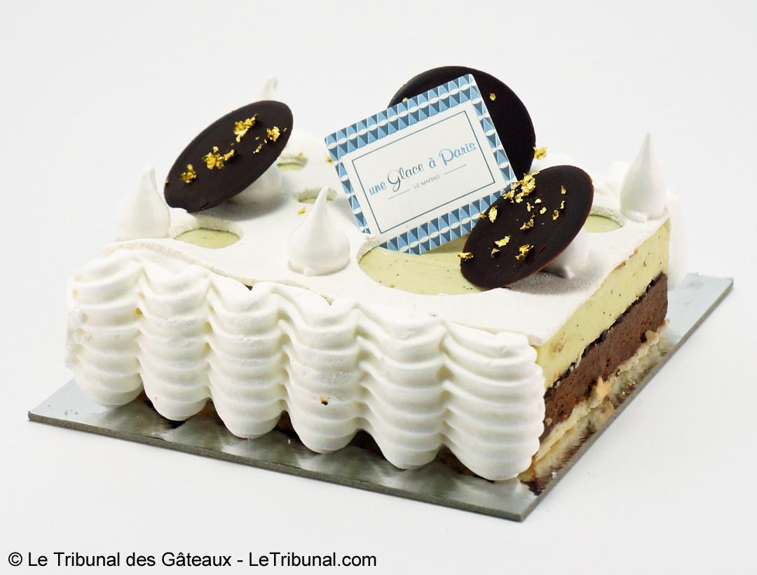 Chocolat Avocat par Une Glace à Paris
