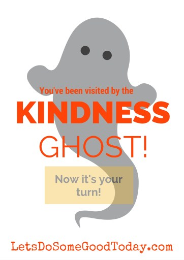 Kindness Ghost