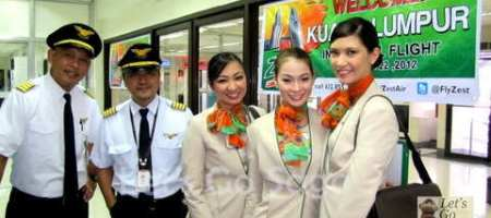 Zest Air Piso Promo Fares