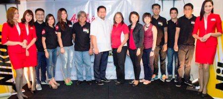 I Am AIrAsia Travel Photographer Launch