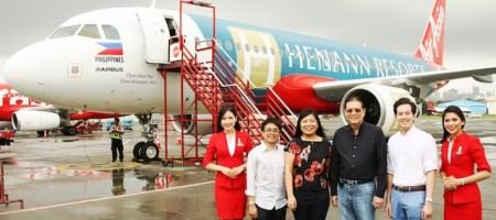 Henann Resorts x AirAsia