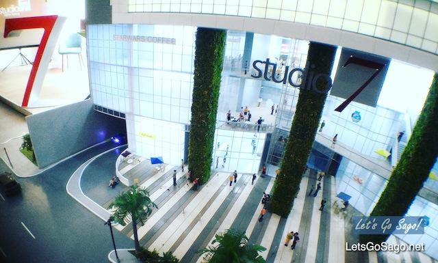 Studio7 Timog EDSA