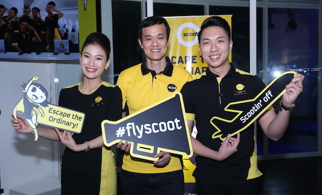 Scoot Tigerair