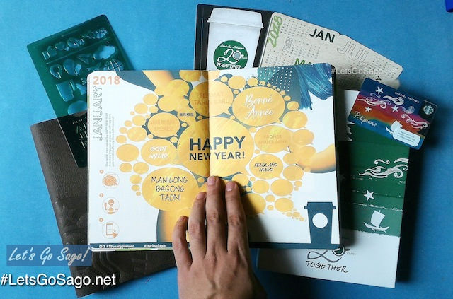 2018 Starbucks Journal