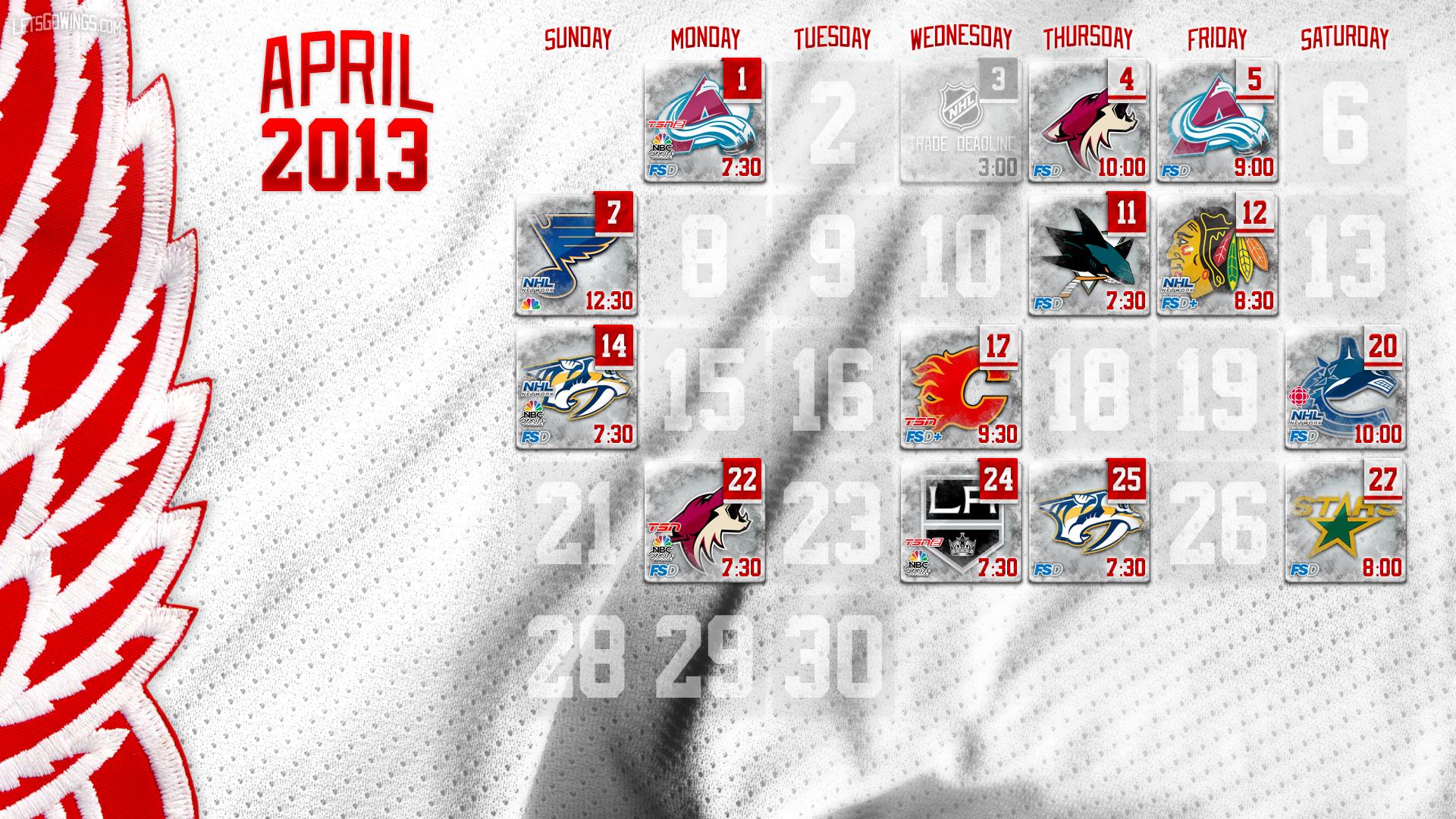 Online Calendars Metro Detroit Metro Detroit Events Calendar Guide2detroit April 2013 Schedule Wallpaper Now Available News
