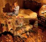 Children-Experience-Bad-Dreams