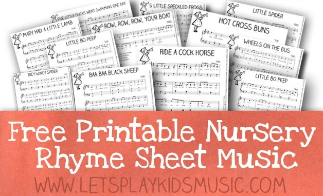 Free Resources - Free Sheet Music and Theory Printables - Let\u0027s Play
