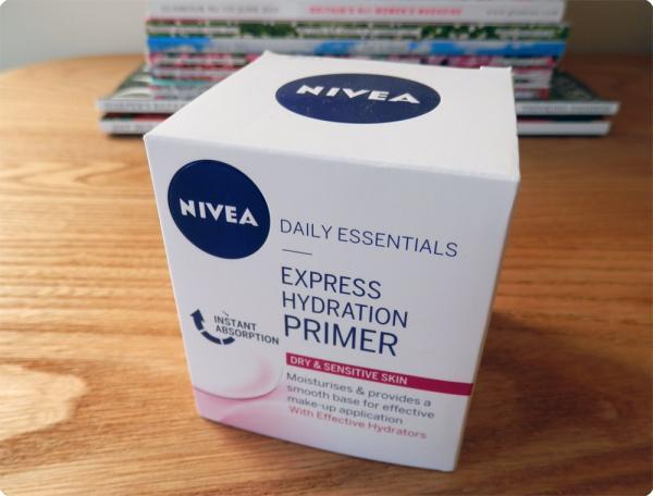 Nivea Express Hydration Primer